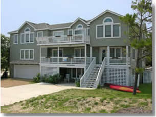 Kitty Hawk Vacation Rental Home